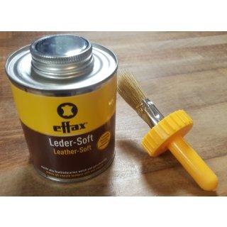Effax Leder-Soft 475ml mit Pinsel