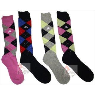 eur-star unisex knee socks
