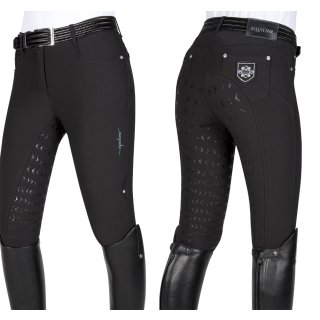 Equiline Damen Reithose Degrade Nelly - mit Fullgrip