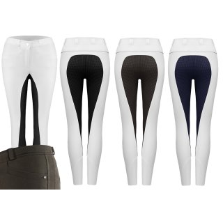 Cavallo Damen Reithose Ciora Grip C Mix - Stretch Premium