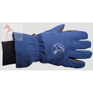 Bieman de Haas winter riding gloves Scotland - with fleece