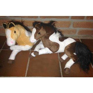 Richter plush horse