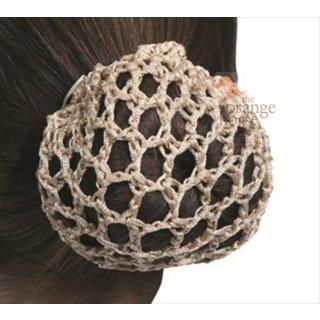 Scan-Horse hairnet - crocheted