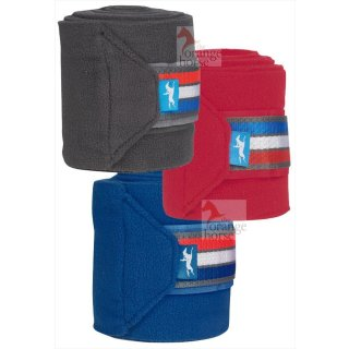 Schockemöhle Bandagen SPORTS Style - Fleecebandagen