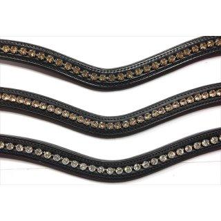 Schumacher headband - Tiffany Crystals