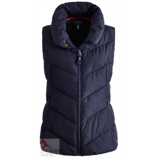 Tomjoule-Joules Ladies vest with stand-up collar Merriton