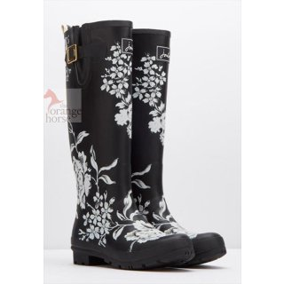 Tomjoule-Joules Gummistiefel Wellyprint - Blumenmuster