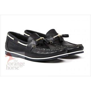 Aigle leather shoe America Moc W