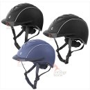 Busse riding helmet Toulouse - sporty, dynamic design