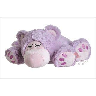 Greenlife Warmies Sheep Purple Cuddle Warm Animal