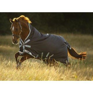 Horseware Amigo Bravo 12 Wug Turnout - medium (250g-Füllung)