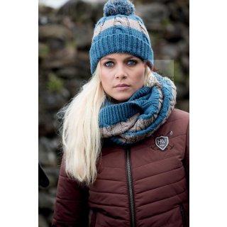 Horseware hat and scarf - cuddly warm