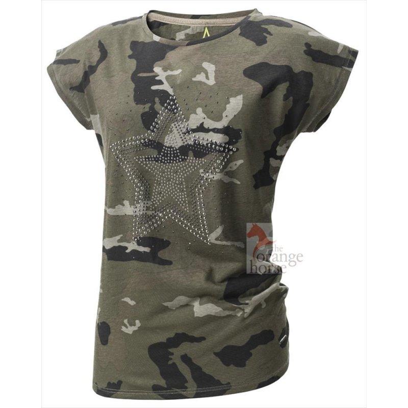 pikeur damen shirt katie camouflage mit stern labeling 29 96. Black Bedroom Furniture Sets. Home Design Ideas