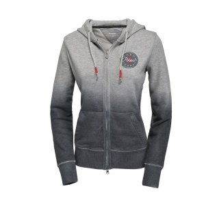 Pikeur ladies sweat jacket Dilara - with attached hood