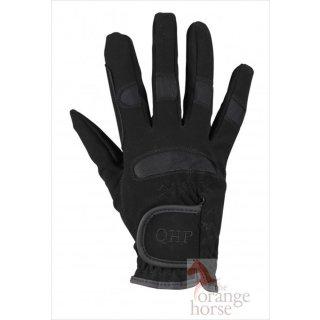 QHP children gloves multi - black