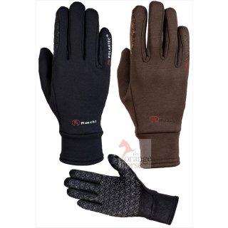 Roeckl winter riding gloves Warwick - Polartec