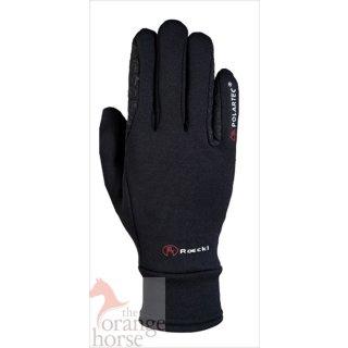 Roeckl - winter riding gloves Warwick junior - Polartec