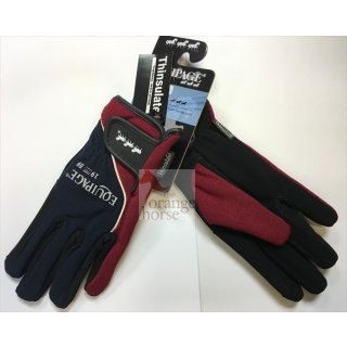 Scan-Horse winter gloves Combo - stretch