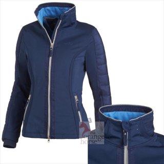 Schockemöhle Sports ladies softshell jacket Charis chrome