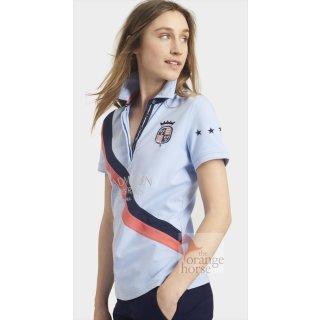 Tom Joule - Joules Damen Polo Shirt Badmington