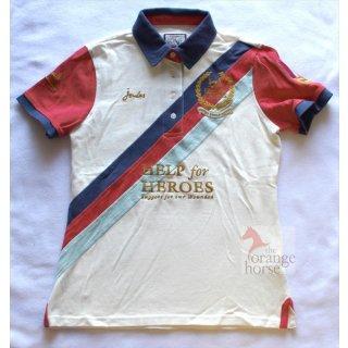 Tom Joule - Joules Damen Poloshirt Help for Heros