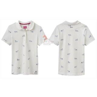Tom Joule - Joules ladies slim fit polo shirt Trinity