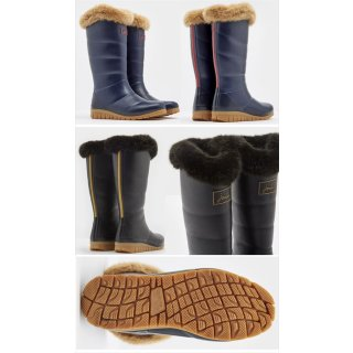 Tom Joule - Joules rubber boots Downton - winter