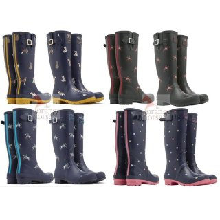 Tom Joule - Joules wellies Wellyprint - new colors