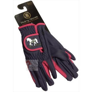 Bieman de Haas winter riding gloves Strone - with fleece