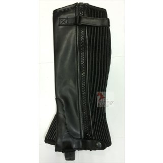 BTS synthetic leather chaps - great soft material