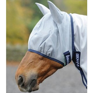 Bucas Buzz-Off Fly Mask - Fliegenmaske