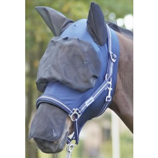 Busse fly mask extensive - with nostrils cover