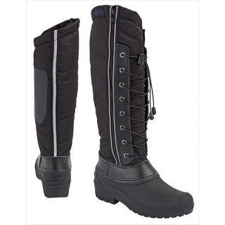 Busse thermo boots Helsinki - warm lined winter boots