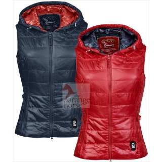 Cavallo ladies biker vest Elisha - water resistant