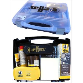 Effax Leder-Pflege-Koffer