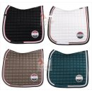 Eskadron saddle cloth Tricolor - classic sports