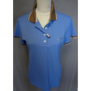 Animo ladies polo shirt Biarritz Swar