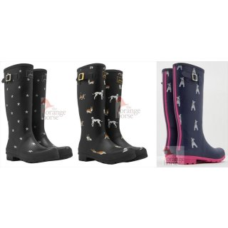 Joules Tom Tom Joule Joules Gummistiefel Joule Wellyprint AjL34RSqc5