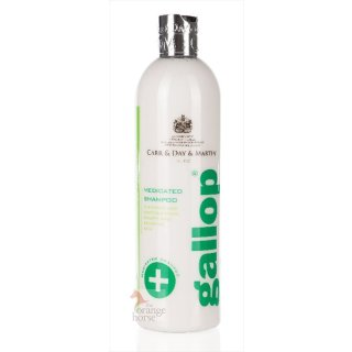 Carr Day Martin Medicated Shampoo Gallop - 500ml