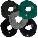 euro-star loop scarf Bain - unisex