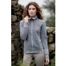 Horseware sweat jacket Ailis - with high collar