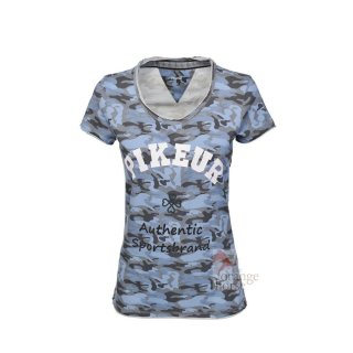 Pikeur Damen Shirt Deniz NG - All-over print