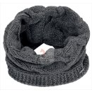 Pikeur premium loop scarf (closed) - premium collection