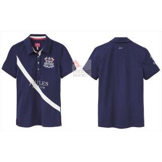 Tom Joule - Joules Damen Classic Fit Polo Shirt Liberty